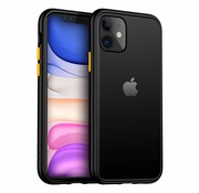 ShieldCase® Smalle bumper case iPhone 11 (zwart)