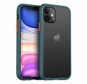 ShieldCase Smalle bumper case iPhone 11 (groen)