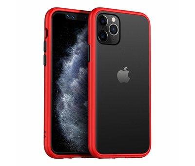 ShieldCase ShieldCase smalle bumper case iPhone 11 Pro (rood)