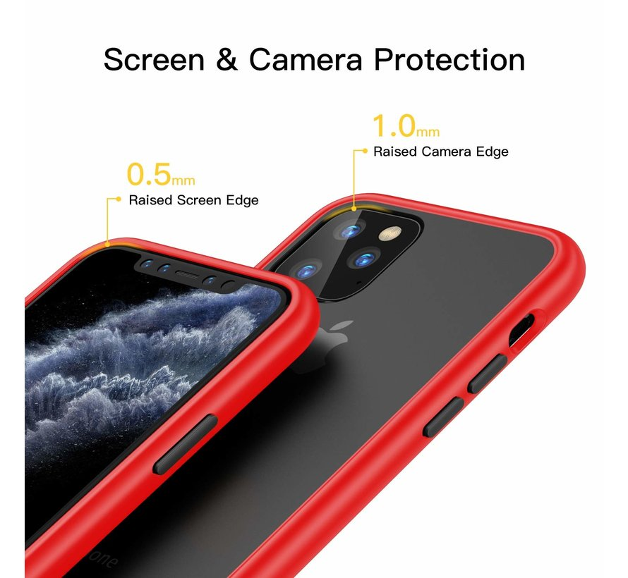 ShieldCase smalle bumper case iPhone 11 Pro (rood)