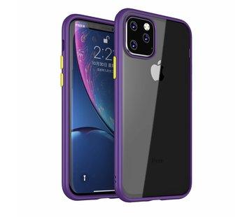 ShieldCase® Smalle bumper case iPhone 11 Pro (paars)