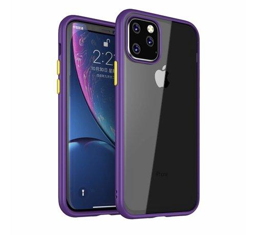ShieldCase ShieldCase smalle bumper case iPhone 11 Pro (paars)
