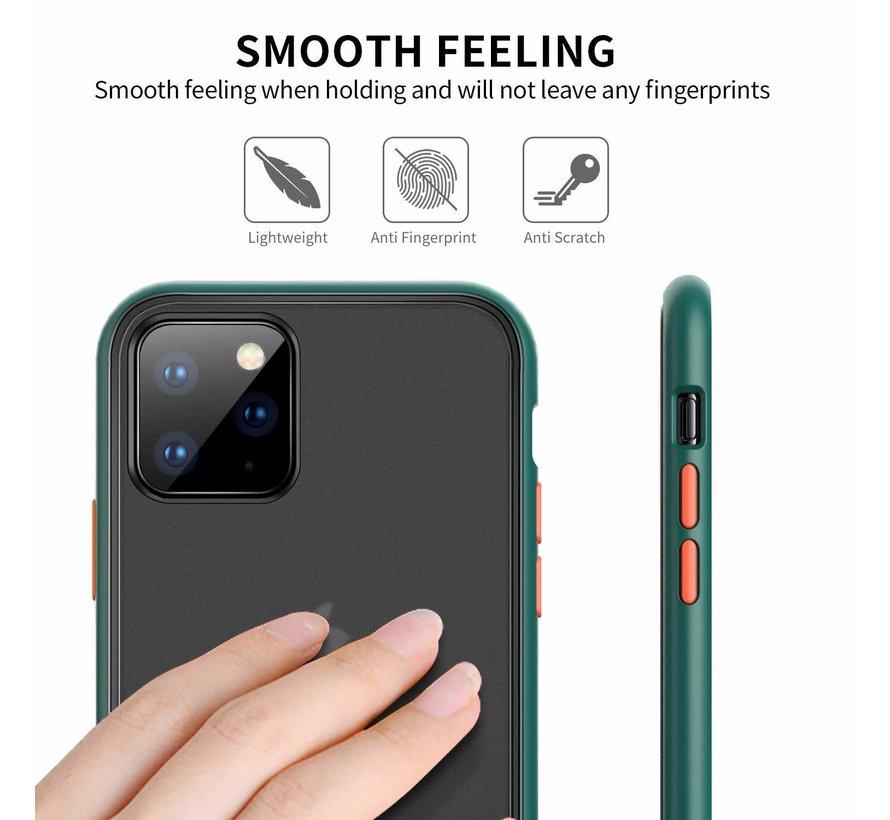 ShieldCase smalle bumper case iPhone 11 Pro (groen)