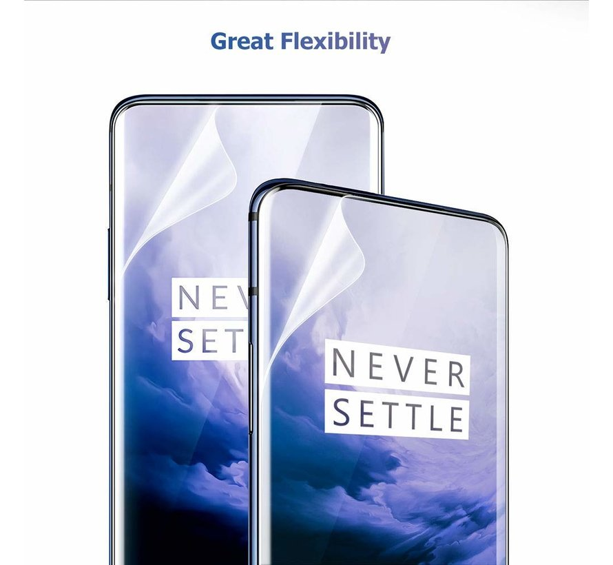 ShieldCase Plastic Screenprotector OnePlus 6T