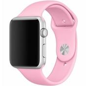 ShieldCase Apple Watch sport band (licht roze)