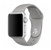 Apple Watch sport band (grijs)