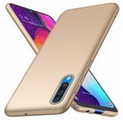 ShieldCase Ultra thin case Samsung Galaxy A50 (goud)