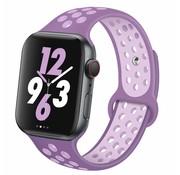 ShieldCase Apple Watch sport+ band (lichtpaars)