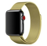 Apple Watch milanese band (goud)