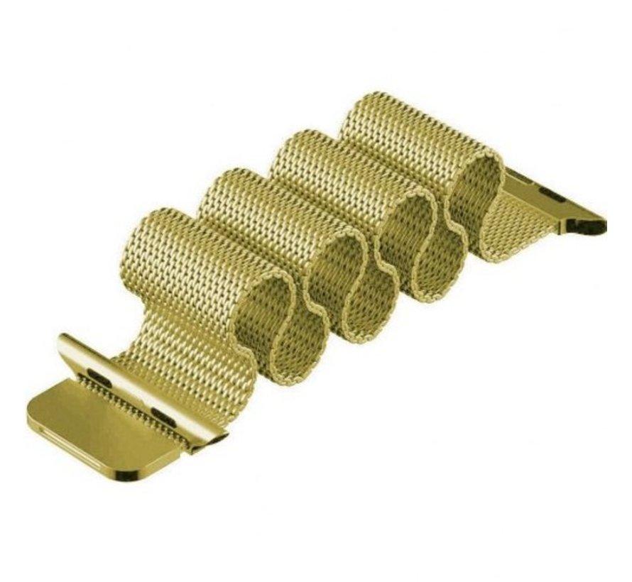 Apple Watch milanese  band (goud)