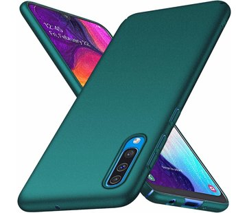 ShieldCase® Ultra thin case Samsung Galaxy A50 (groen)
