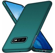 ShieldCase® Ultra thin Samsung Galaxy S10e case (groen)