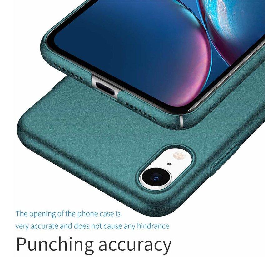 ShieldCase Ultra thin iPhone Xr case (groen)
