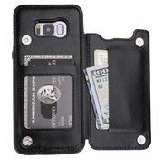 ShieldCase Wallet Case Samsung Galaxy S8 Plus (zwart)