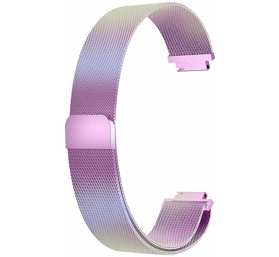 Fitbit Inspire Milanese band (rainbow)