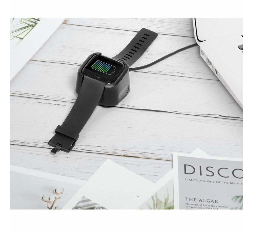 Fitbit Versa 2 oplader USB