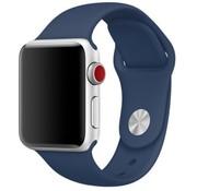 ShieldCase Apple Watch sport band (blauw)