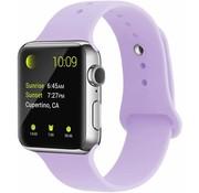 ShieldCase Apple Watch sport band (lila)