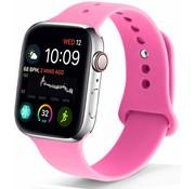 Apple Watch sport band (roze)