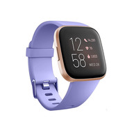 Fitbit Versa silicone band (lila)
