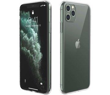 ShieldCase Ultra thin silicone case iPhone 11 Pro (transparant)
