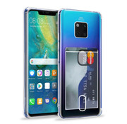 ShieldCase® Huawei Mate 20 Pro Shock case met pashouder
