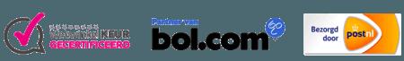 bol webwinkelkeur logo