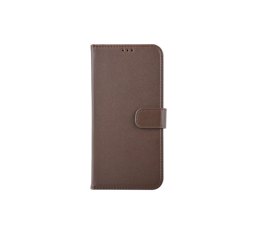 ShieldCase Bookcase Samsung A50 (bruin)