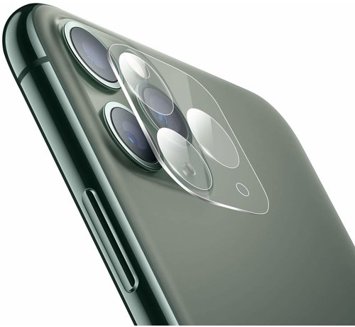 ShieldCase ShieldCase Full camera lens Tempered Glass iPhone 11 Pro