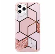 ShieldCase® Pink Pattern iPhone 11 hoesje (roze)