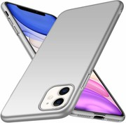 ShieldCase® Ultra thin case iPhone 11 (zilver)