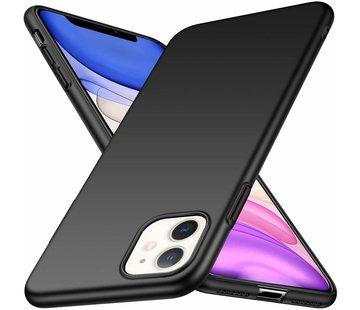 Ultra thin case iPhone 11 (zwart)