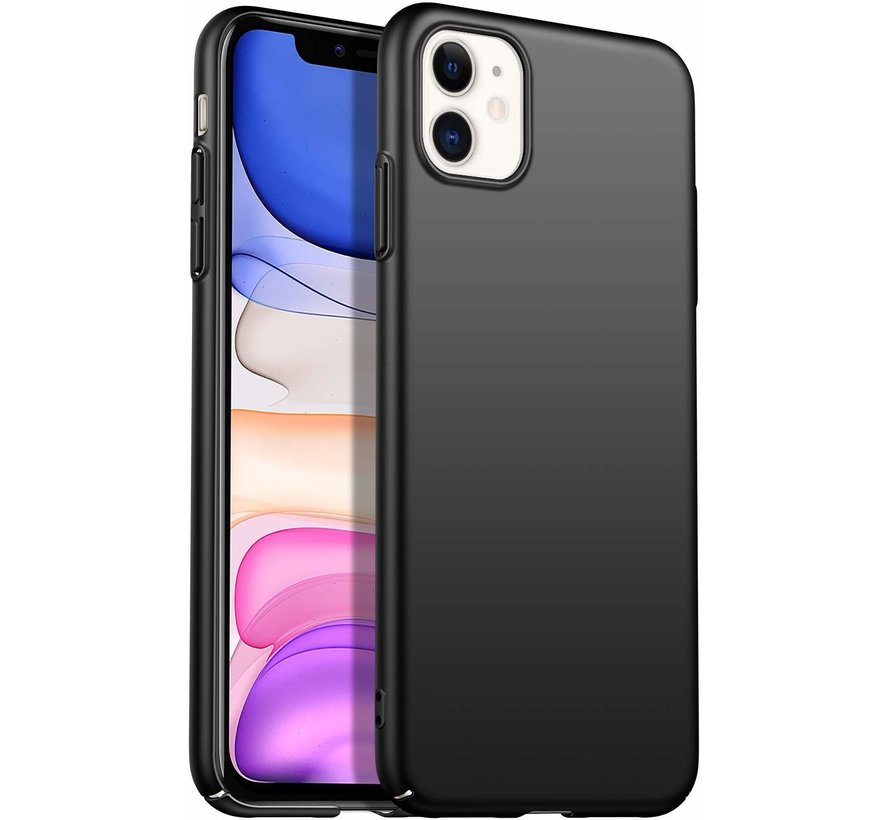 ShieldCase Ultra thin case iPhone 11 (zwart)