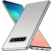 ShieldCase Ultra thin Samsung Galaxy S10 case (zilver)