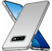 ShieldCase® Ultra thin Samsung Galaxy S10e case (zilver)