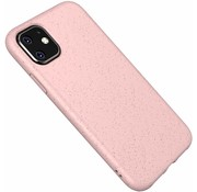 ShieldCase® Silicone case iPhone 11 eco-friendly (roze)