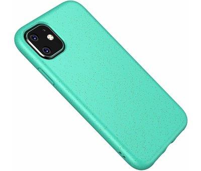 ShieldCase ShieldCase Silicone case iPhone 11 eco-friendly (mint)