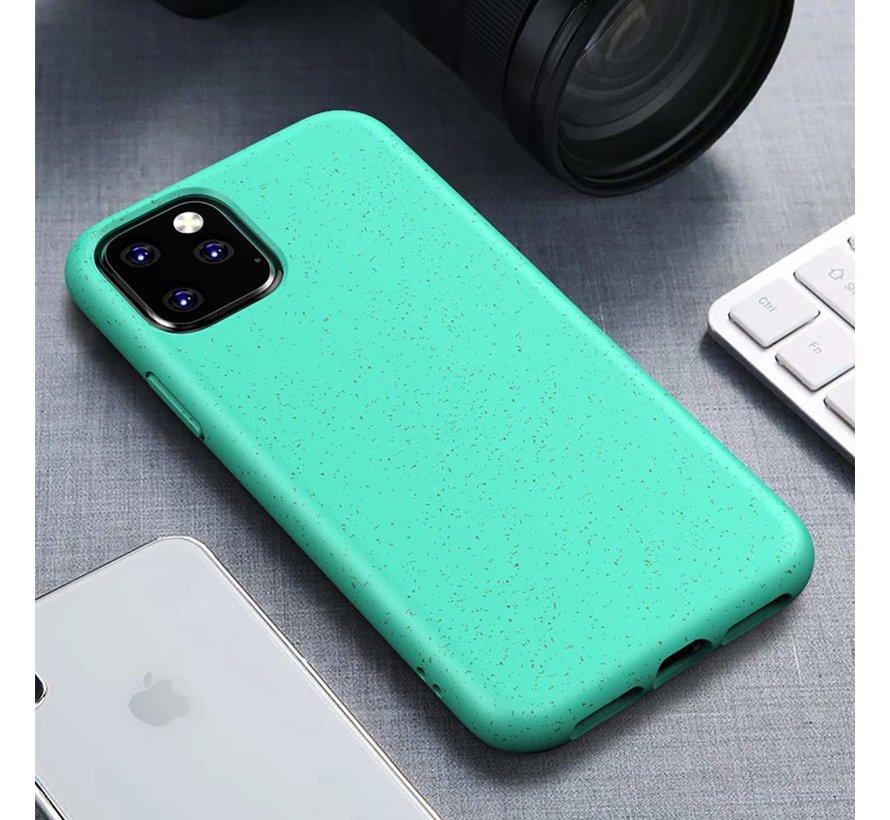 ShieldCase Silicone case iPhone 11 eco-friendly (mint)