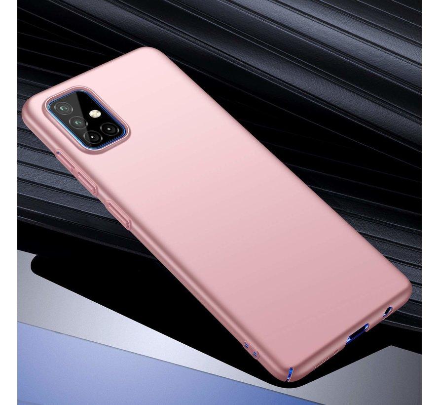 Shieldcase Ultra slim case Samsung Galaxy A71 (roze)