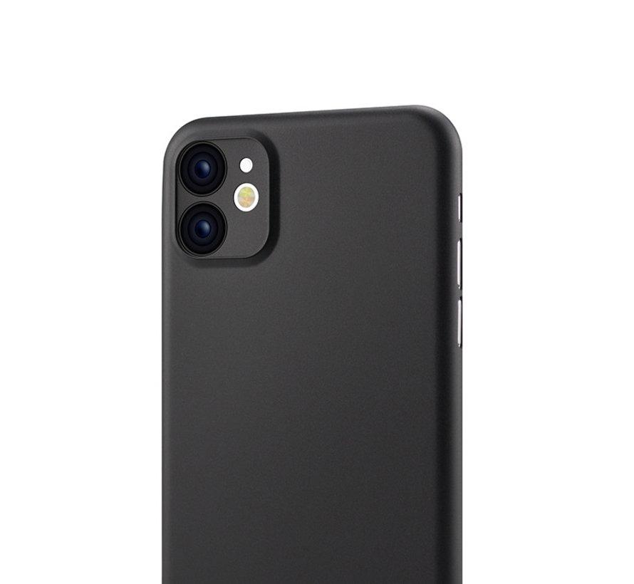 ShieldCase Ultra dun hoesje iPhone 11 (zwart)