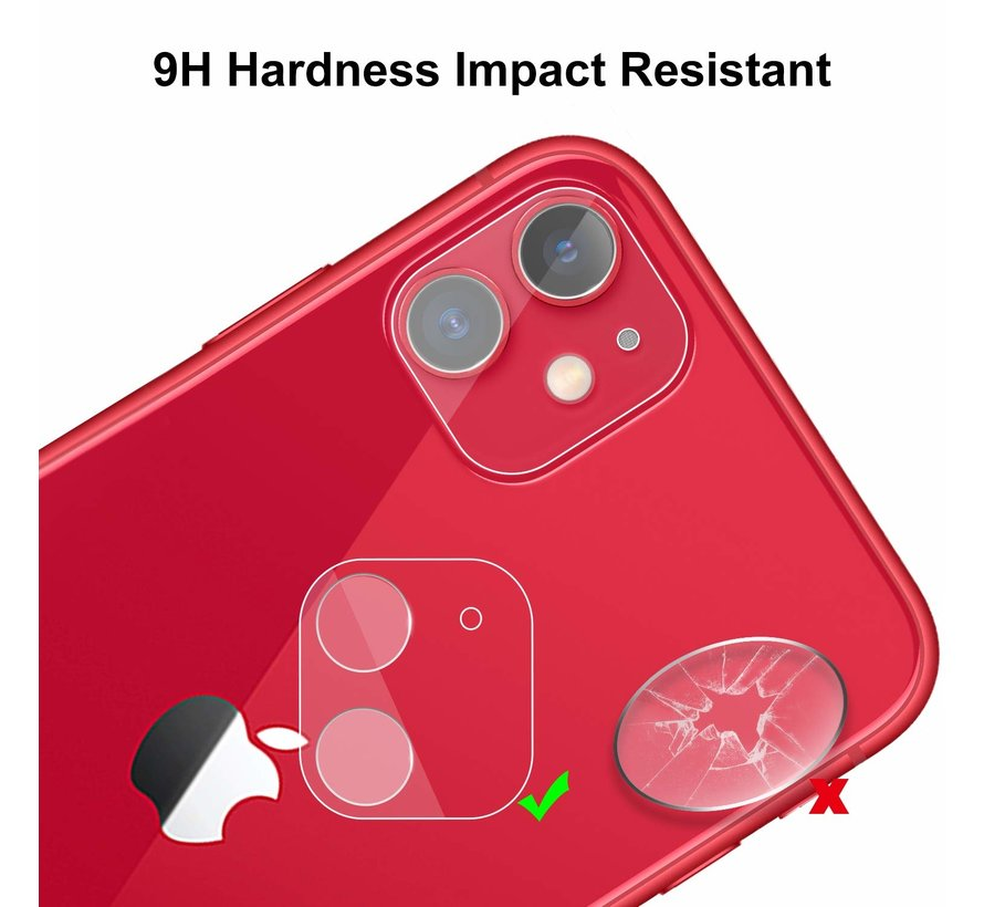 ShieldCase iPhone 11 camera protector (full)