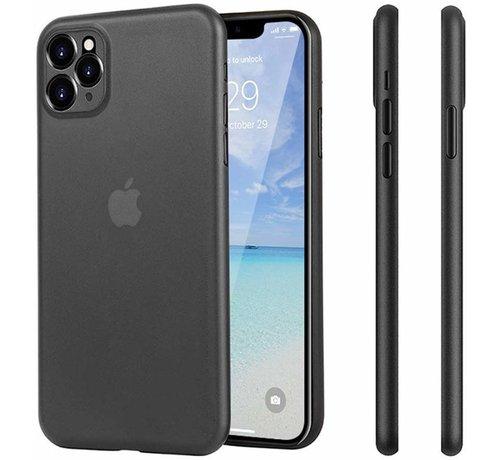 ShieldCase ShieldCase Ultra dun hoesje iPhone 11 pro max (zwart)