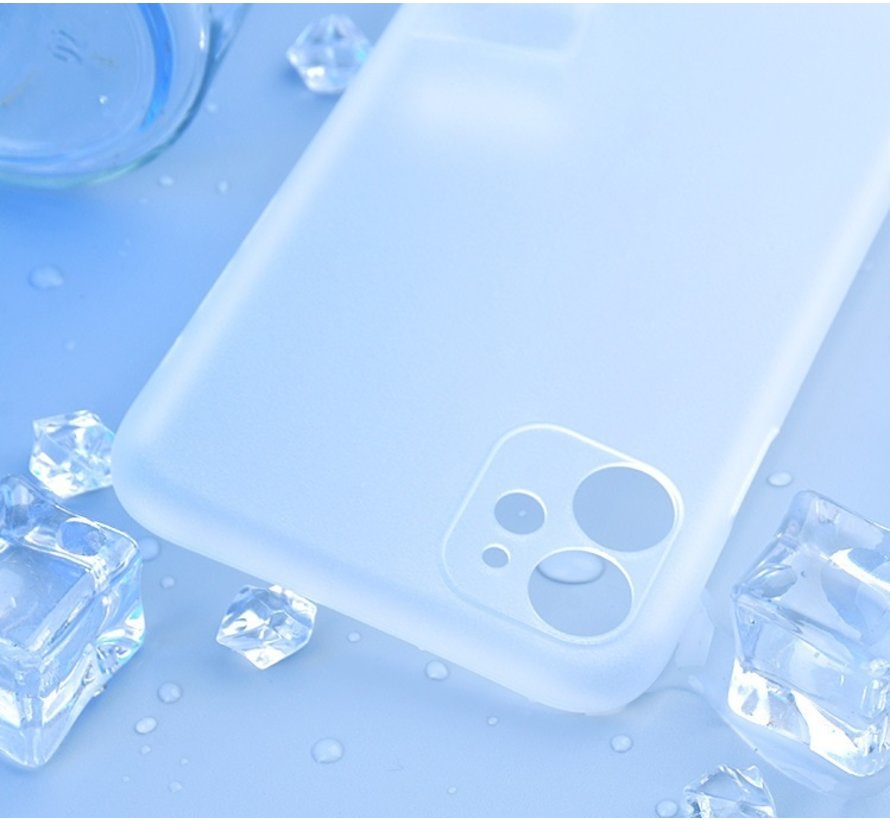 ShieldCase extreem dun iPhone 11 pro max  hoesje transparant