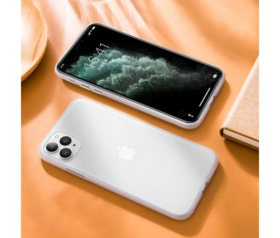 ShieldCase ShieldCase extreem dun iPhone 11 pro max  hoesje transparant