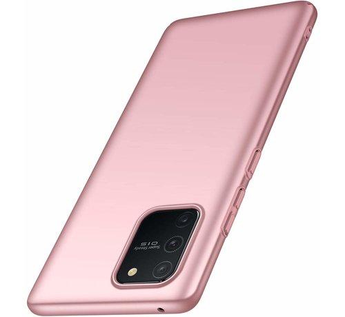 ShieldCase® Shieldcase dun hoesje Samsung Galaxy S10 Lite (roze)