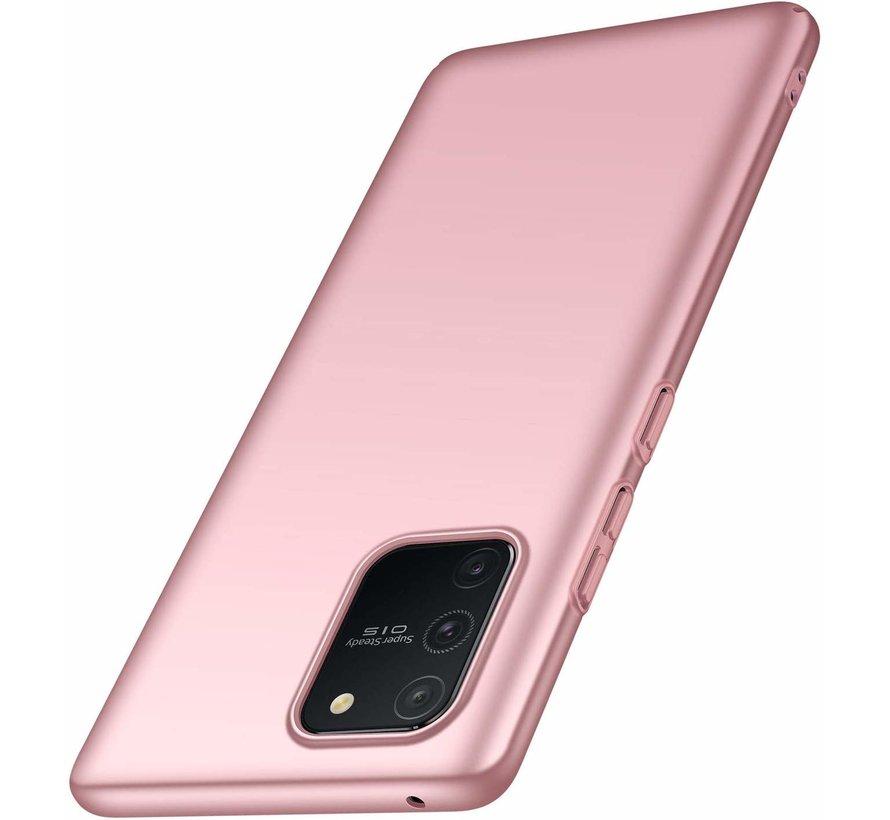 Shieldcase dun hoesje Samsung Galaxy S10 Lite (roze)