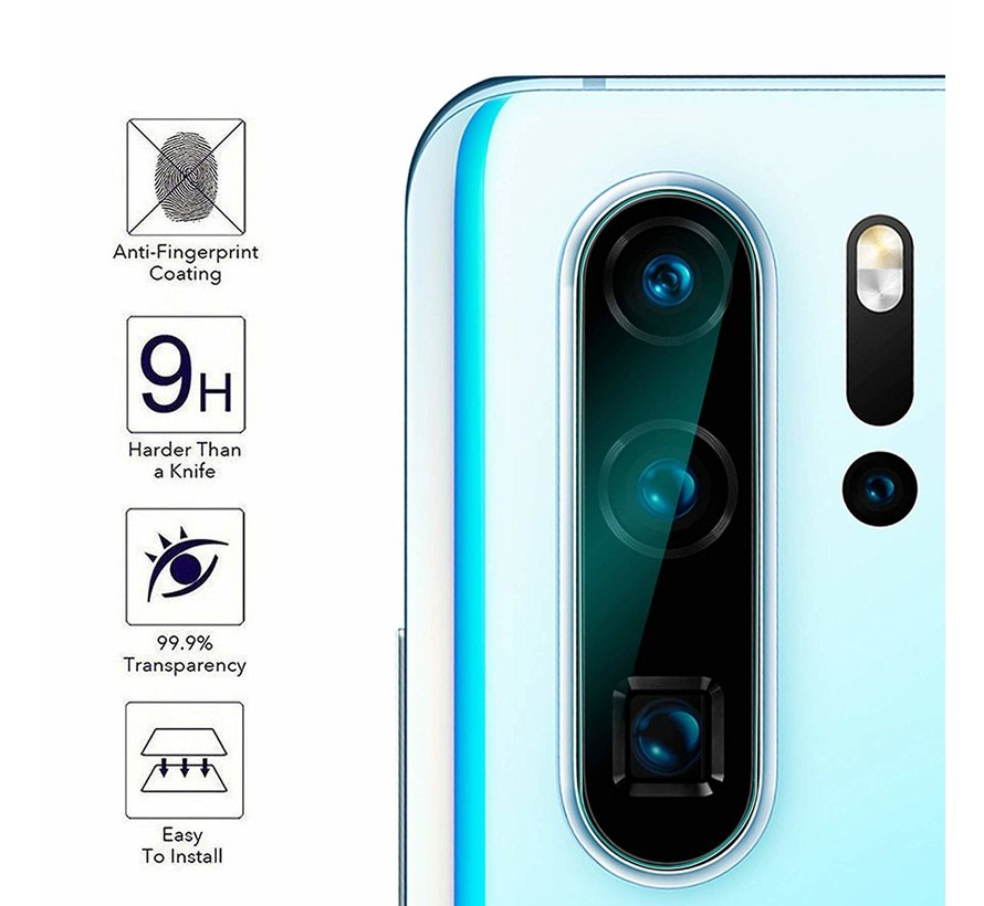 ShieldCase Tempered Glass Camera Lens protector Huawei P30 Pro (2 stuks)