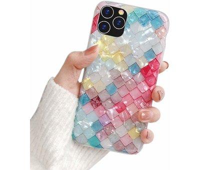 ShieldCase ShieldCase geribbelde gekleurde case iPhone 11 Pro Max