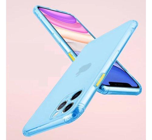 ShieldCase® ShieldCase gekleurde Shock case iPhone 11 Pro (blauw)