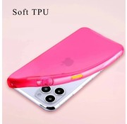 ShieldCase® Gekleurde Shock case iPhone 11 Pro Max (roze)